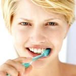 Brushing Teeth - Flossing