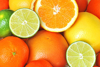 Citrus fruits can damage your teeth