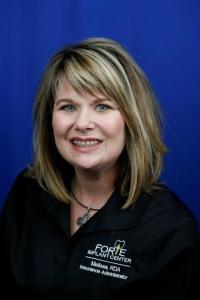 Melissa Millikin Insurance Administrator