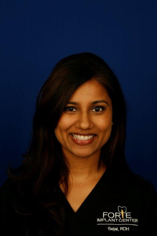 Sejal Bhakta Registered Dental Hygienist